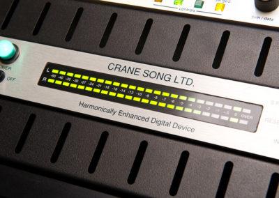 Conversor audio AD/DA Cranesong Hedd