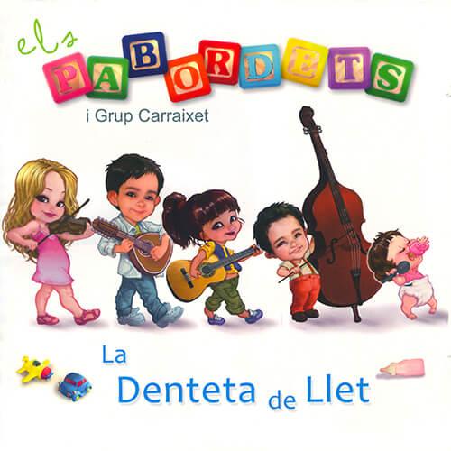 008-ELS-PABORDETS-I-GRUPO-CARRAIXET-La-denteta-de-llet-Crossfade-Mastering