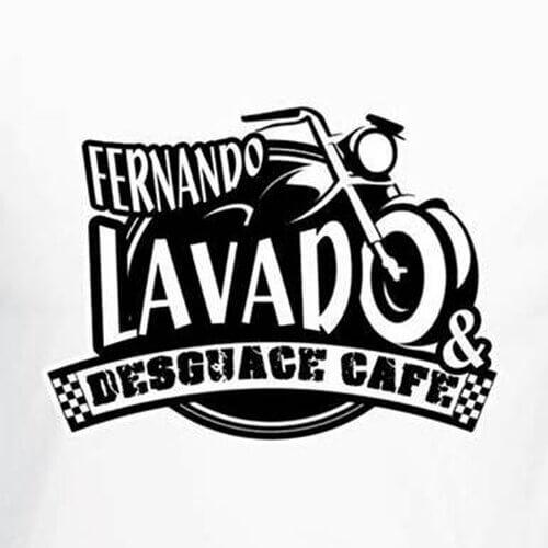 """Portada """"Fernando Lavado & Desguace Café"""" DESGUACE CAFÉ & FERNANDO LAVADO"""