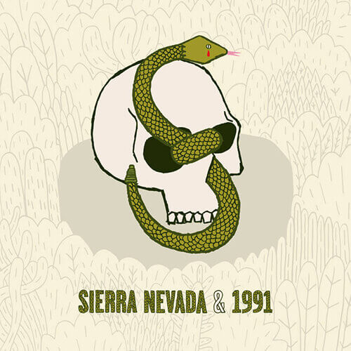 Portada SIERRA NEVADA & 1991