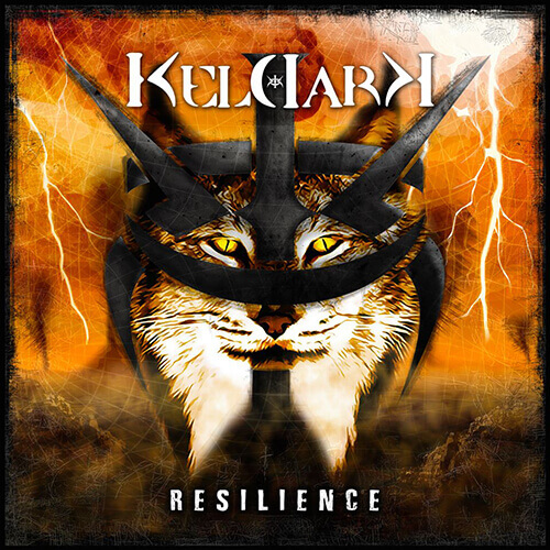 """Portada """"Resilence"""" KELDARK"""