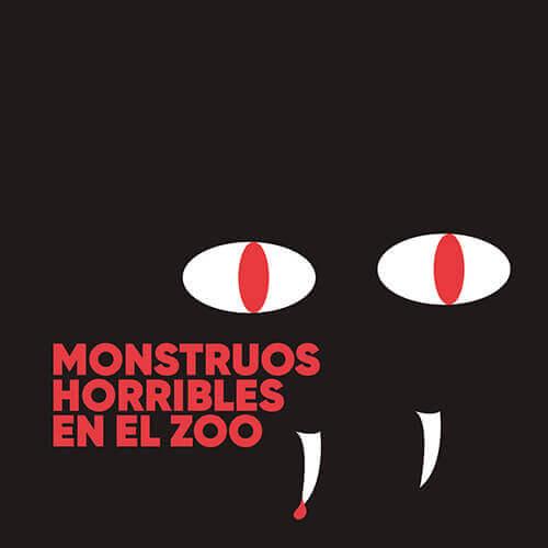 "Portada ""Monstruos horribles en el zoo"" CHESTERTON"
