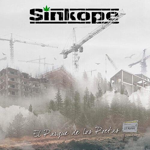 """Portada """"El parque de los poetas"""" para SINKOPE"""