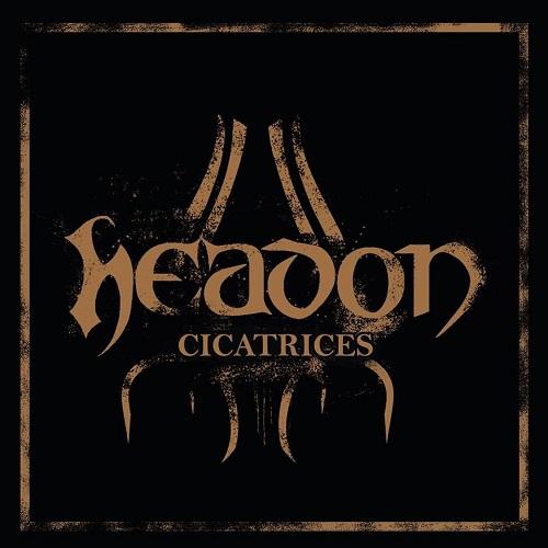 """Portada """"Cicatrices"""" -HEADON"""